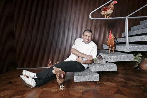 Jefferson Rueda: receitas autorais de sotaque ítalo-caipira (Foto: Mario Rodrigues)