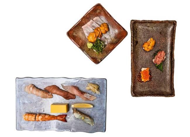 Kan Suke: menu degustação