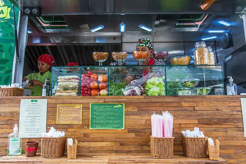 Olea Italian Food Truck