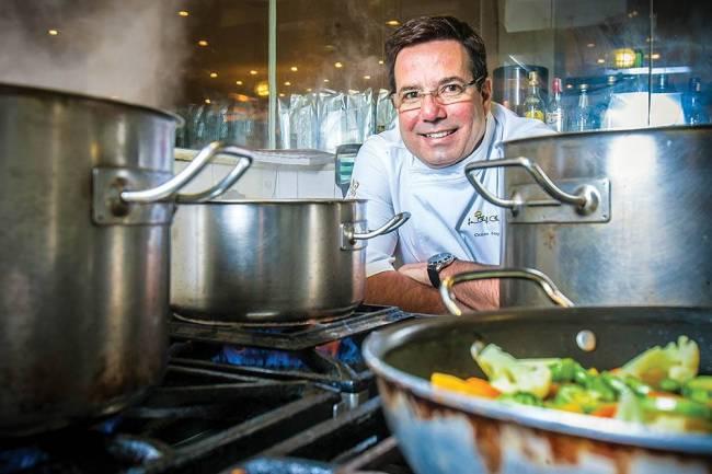 Chef Otávio Fagundes