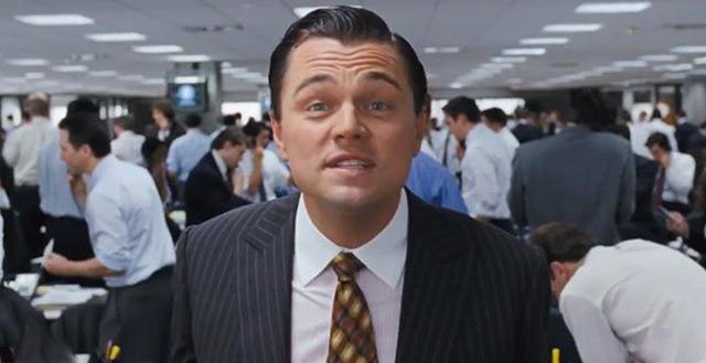 O Lobo de Wall Street (2013): e o Oscar foi para... Matthew McConaughey