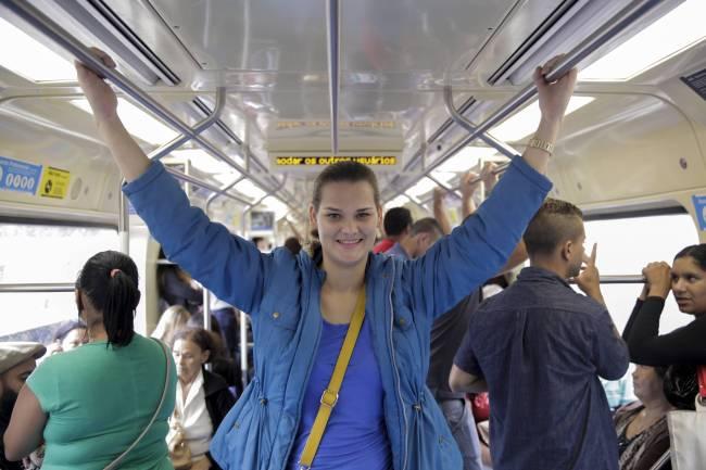 loemy recuperação metrô estação