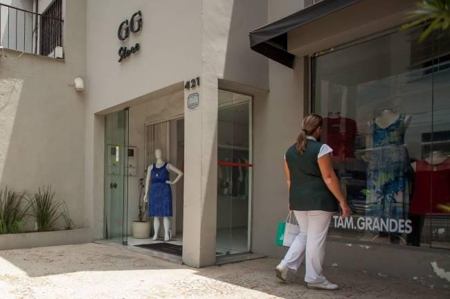 Lojas Plus Size - Domingos de Morais - GG Store - Fachada