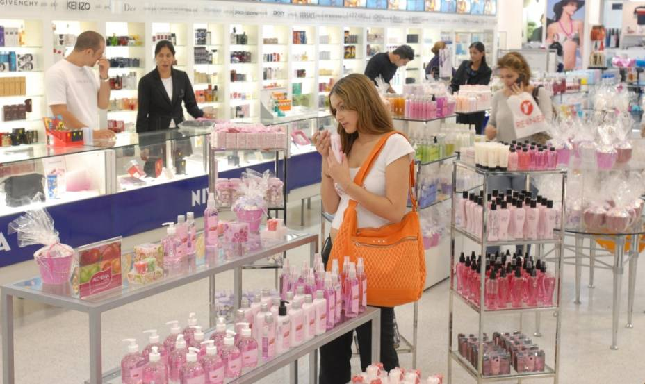 Loja Renner do Shopping Morumbi