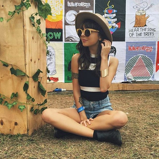 Lollapalooza - Chapeu 3
