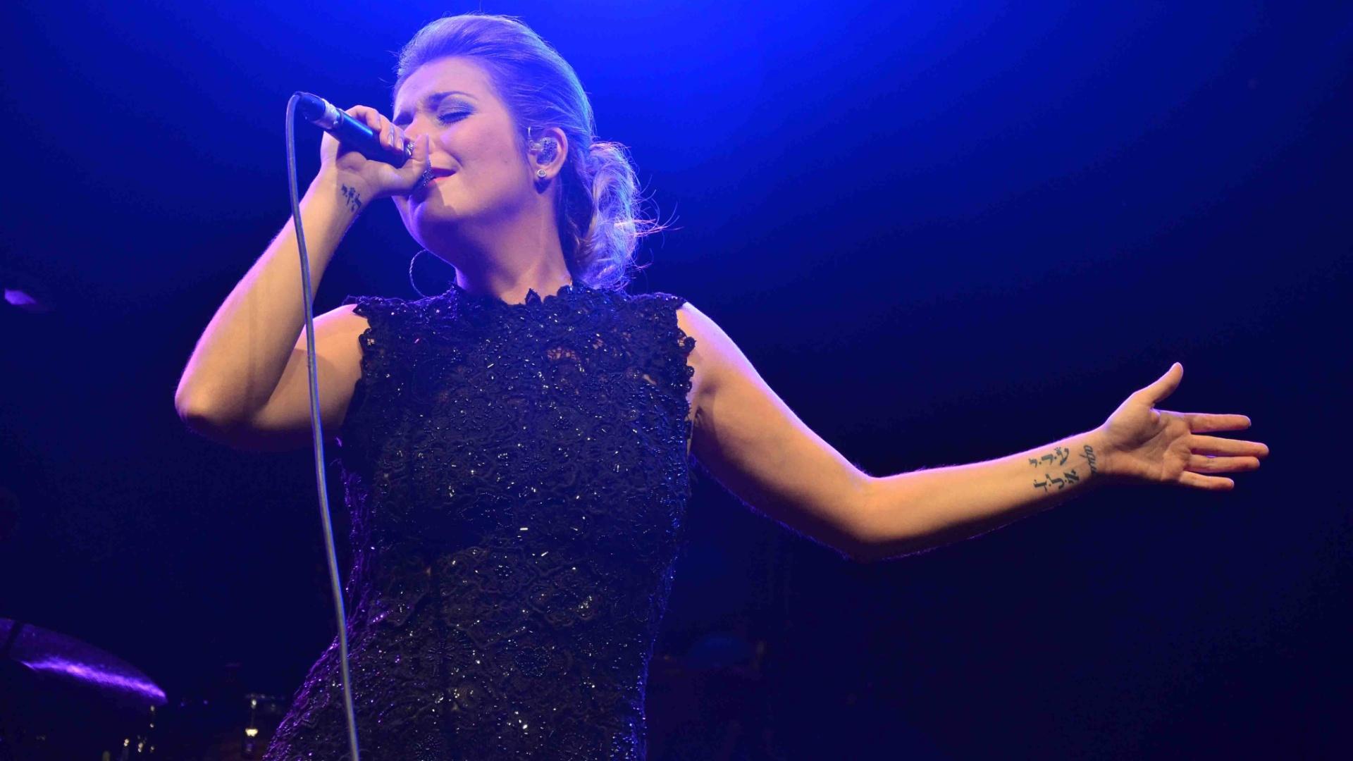 Cantora apresenta novo trabalho em xxxx(Foto: Divulgação)