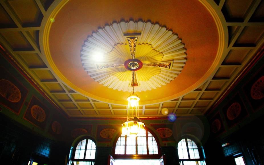 Lustre do Mosteiro de São Bento
