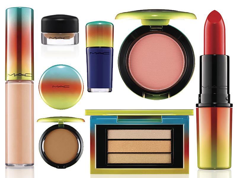 Adorei essas embalagens cromadas e coloridas! (Foto: Reprodução/Instagram)