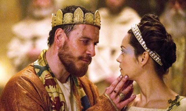 Michael Fassbender e Marion Cotillard na nova versão de Macbeth