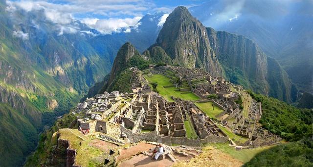 Machu Picchu, no Peru, é um destino para quem é de escorpião