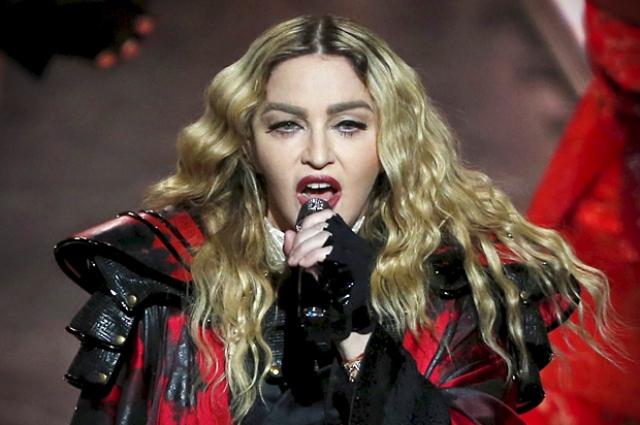 Madonna faz aniversário dia 16 de agosto