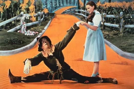 """""""O Mágico de Oz"""": fita de 1939 ganha sessão no domingo (17), às 2h, no CineSesc"""