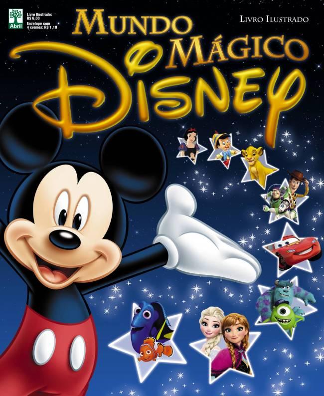 Mundo Mágico Disney