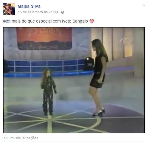 Maisa e Ivete Sangalo