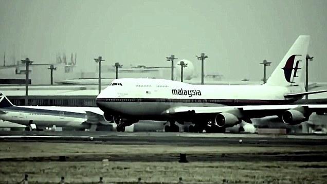 O avião da Malaysian Airlines sumiu em 8 de março deste ano