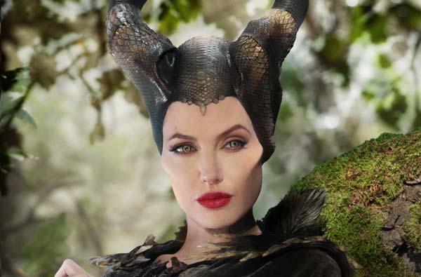 Malévola, com Angelina Jolie: em DVD e Blu-Ray 3D