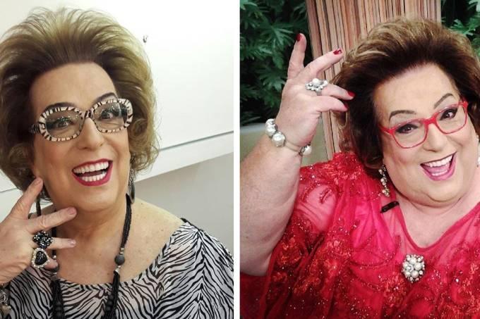 Mamma Bruschetta antes e depois