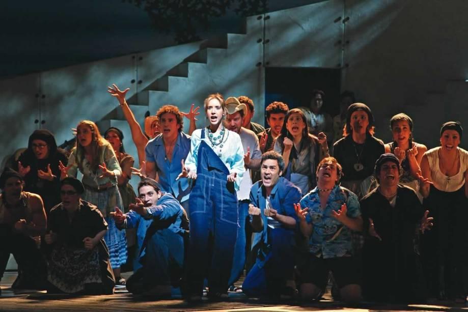 Mamma Mia!: trilha com canções do grupo sueco