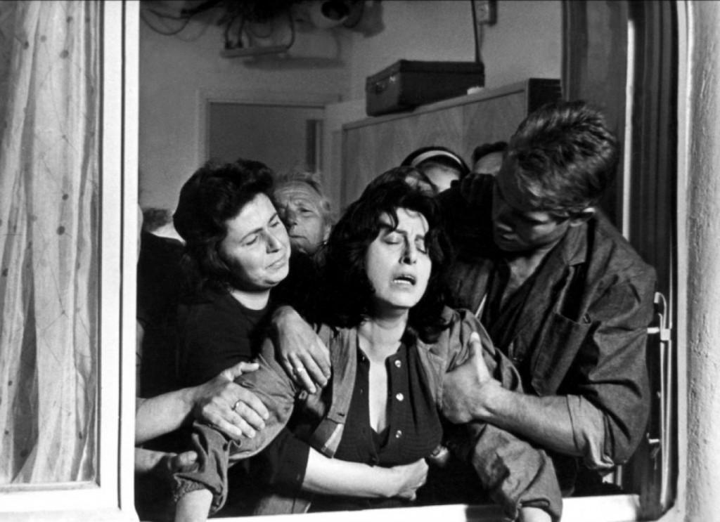 Outubro - Anna Magnani é a protagonista de Mamma Roma, de Pasolini