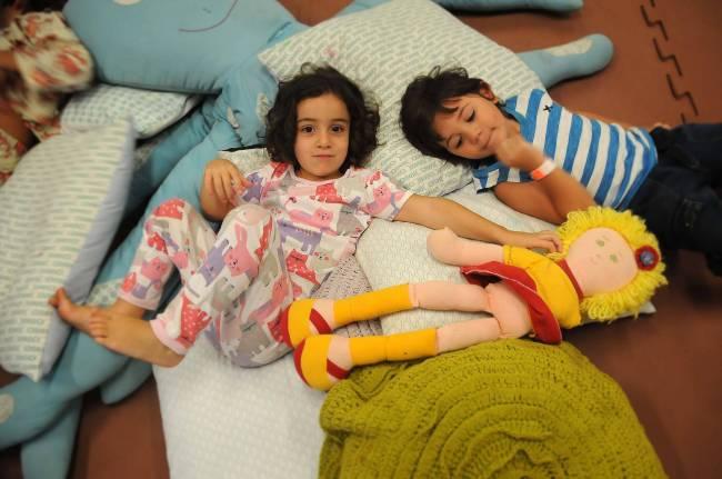 Mamusca - noite do pijama