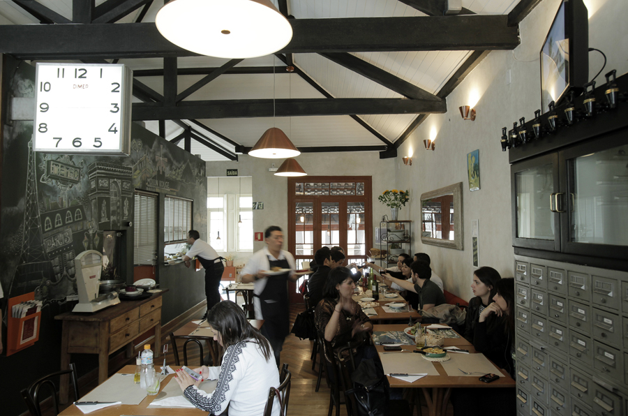 RESTAURANTES / On Va Manger /  / foto: Fernando Moraes/VSP