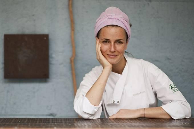 Helena Rizzo, chef do restaurante Maní.
