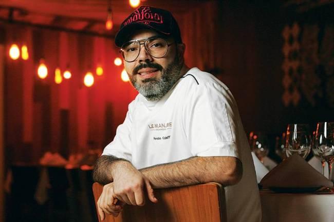Chef Renato Caleffi - Le Manjue Organique