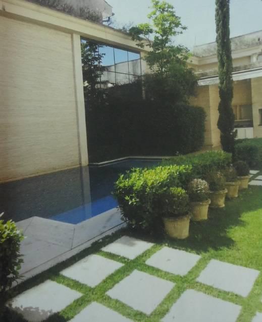 Mansão casa Roger Abdelmassih jardins terraço piscina 13