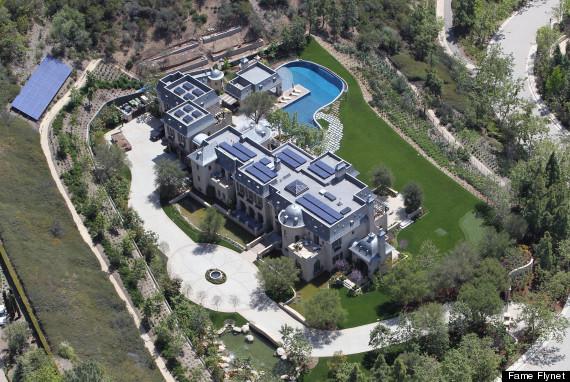 Tom Brady And Gisele Bundchen Pacific Palisades Mansion