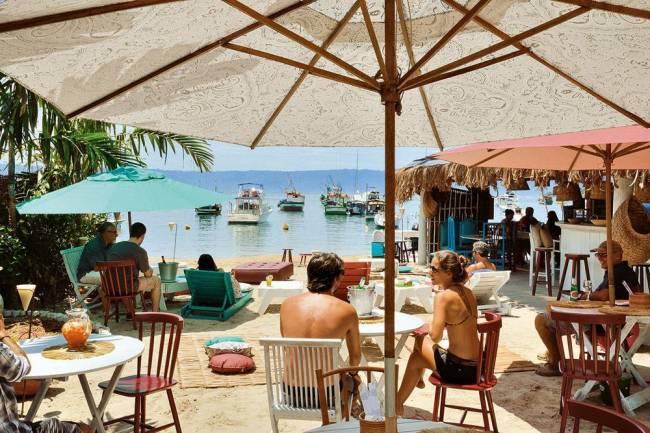 Marakuthai Praia Ilha Bela