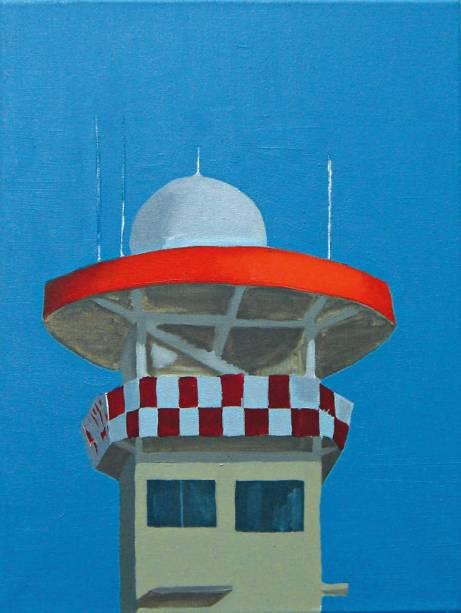 Torre de Controle, de Marcelo Comparini