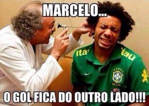 Marcelo - Gol Contra - Médico