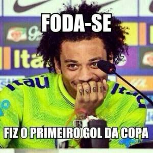 Marcelo - Gol Contra - Primeiro Gol