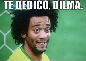 Marcelo - Gol Contra - Te Dedico Dilma