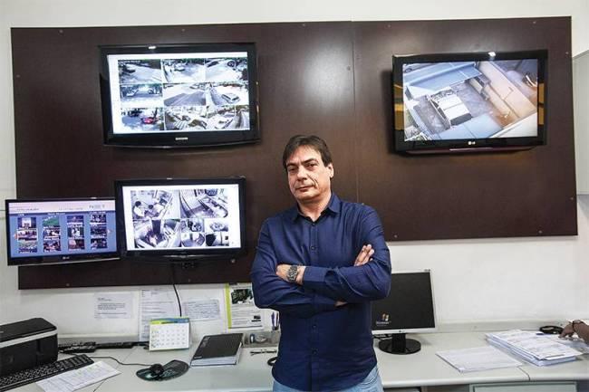 Marcelo Lancelotti, da WL: central conectada à polícia