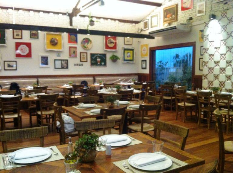 Funcionamento especial de inauguração: serve apenas jantar até domingo