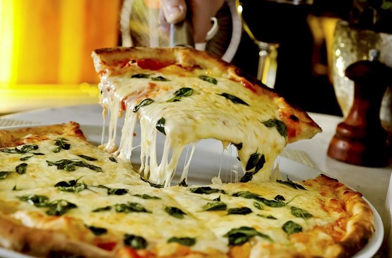 Margherita: um dos sabores tradicionais do cardápio (Foto: Tadeu Brunelli)