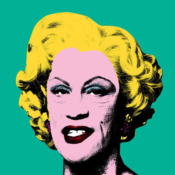 Andy Warhol / Green Marilyn, de 1962