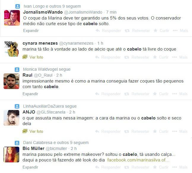 Marina Silva twitter 2