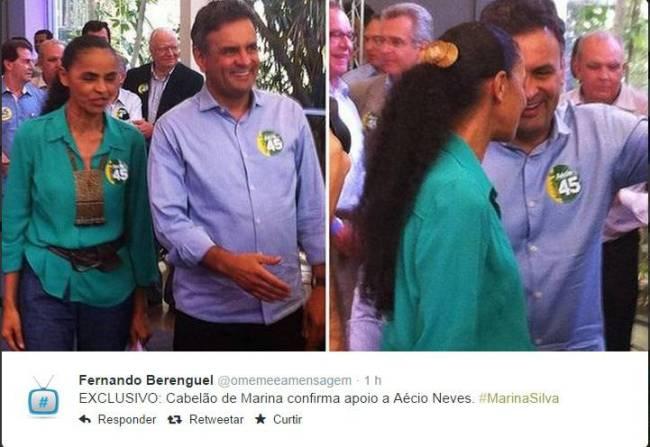 Marina Silva - twitter