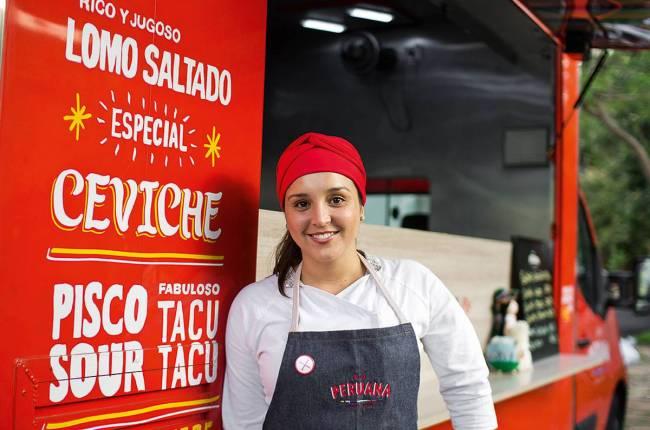 Marisabel Woodman La-Peruana