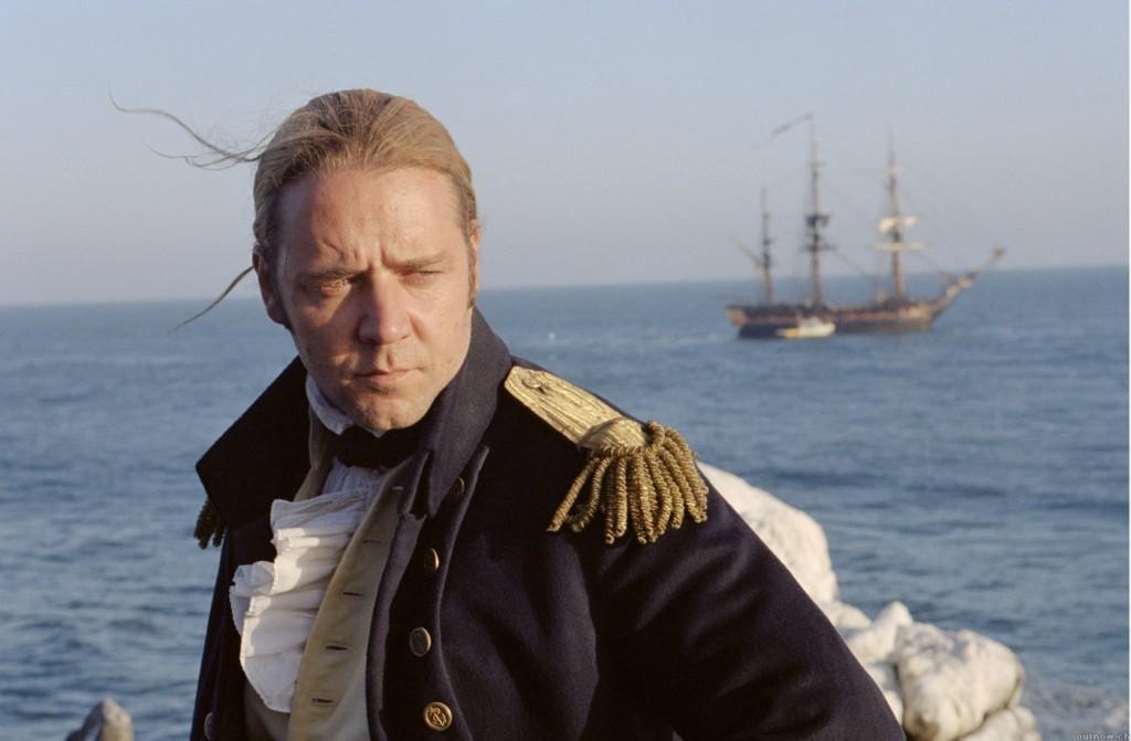 Mestre dos Mares (2003): enfrentando a fúria do mar na pele do capitão Jack Aubrey