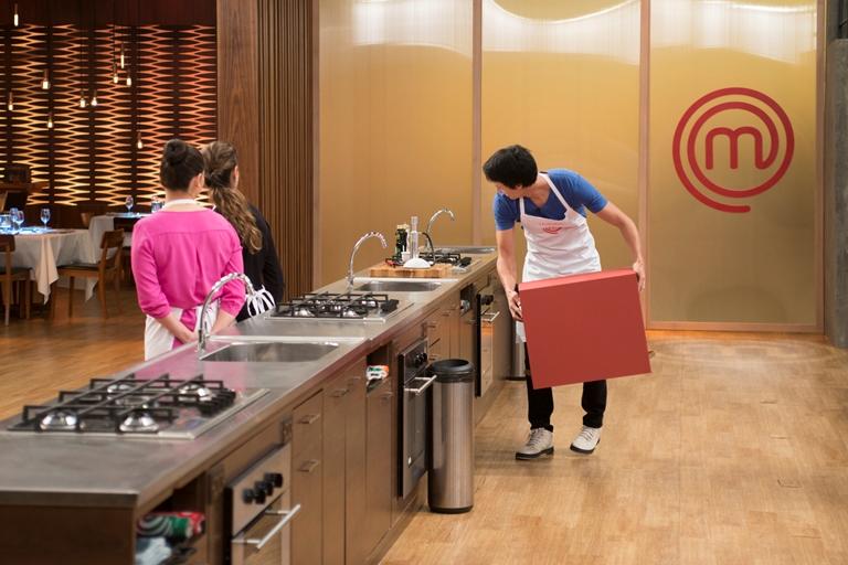 Caixa-surpresa: traquinas de cozinha