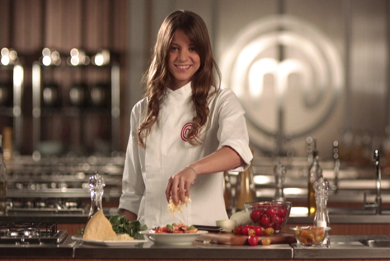 Elisa: expediente no Epice e  elogios do chef Landgraf (Fotos: divulgação)