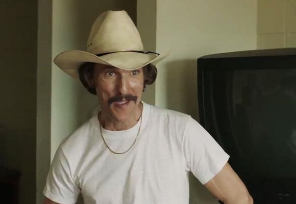Matthew McConaughey, em Clube de Compras Dallas: melhor ator