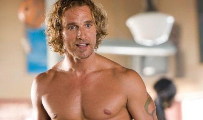 Matthew McConaughey limpou galinheiros quando estudava na Austrália