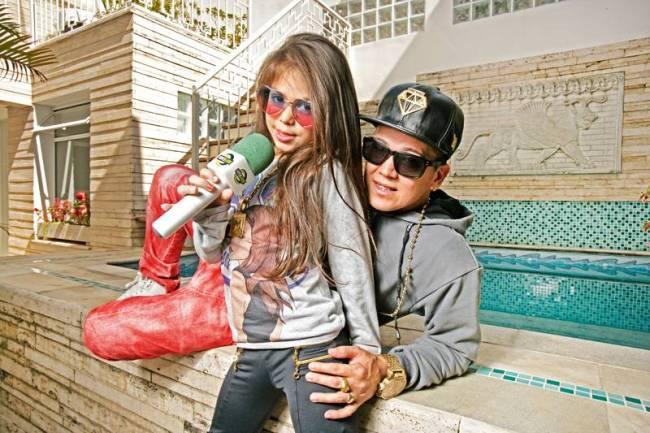 Mc Belinho e Mc Melody