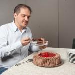 Avaliação do visual: lembra um bolo de padaria