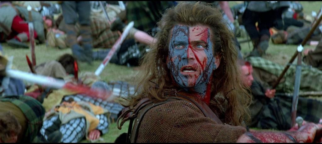 Mel Gibson: vitória como produtor e diretor de Coração Valente e atuação ignorada