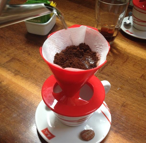 Café coado: cortesia em alguns endereços participantes da Restaurant Week